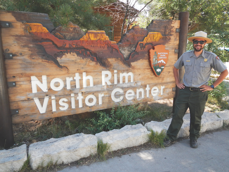 Join the National Park Service's Park — or Rather — B.A.R.Okay. Rangers
