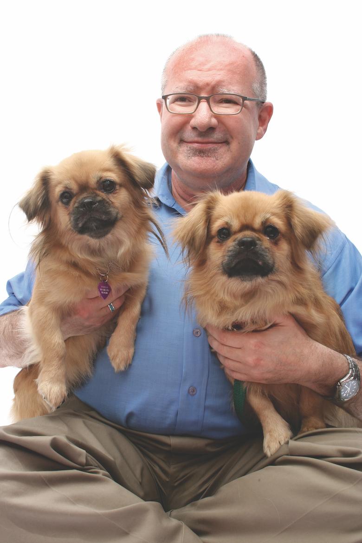 Meet Allan Reznik: The Renaissance Man of Pups