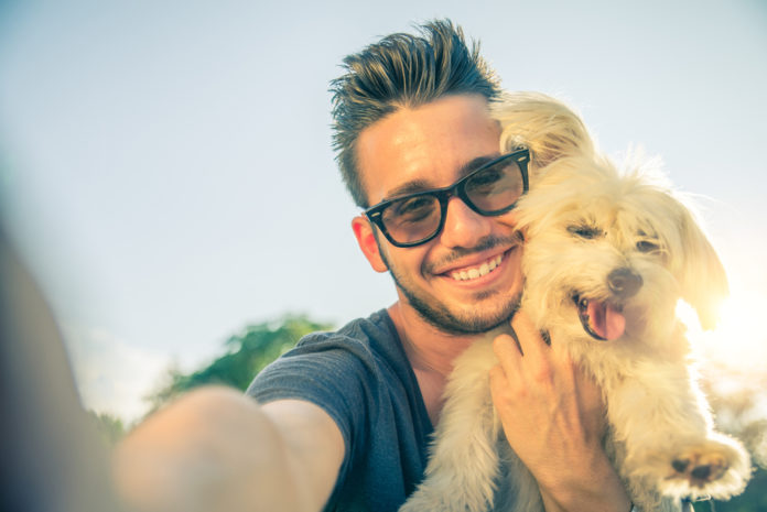 The benefits of sharing your life with a dog or cat