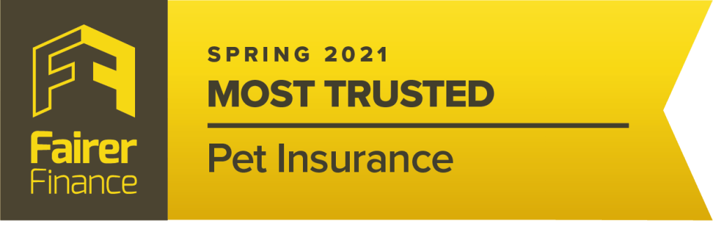 Agria Pet Insurance Named the Most Trusted Pet Insurance Provider in the UK