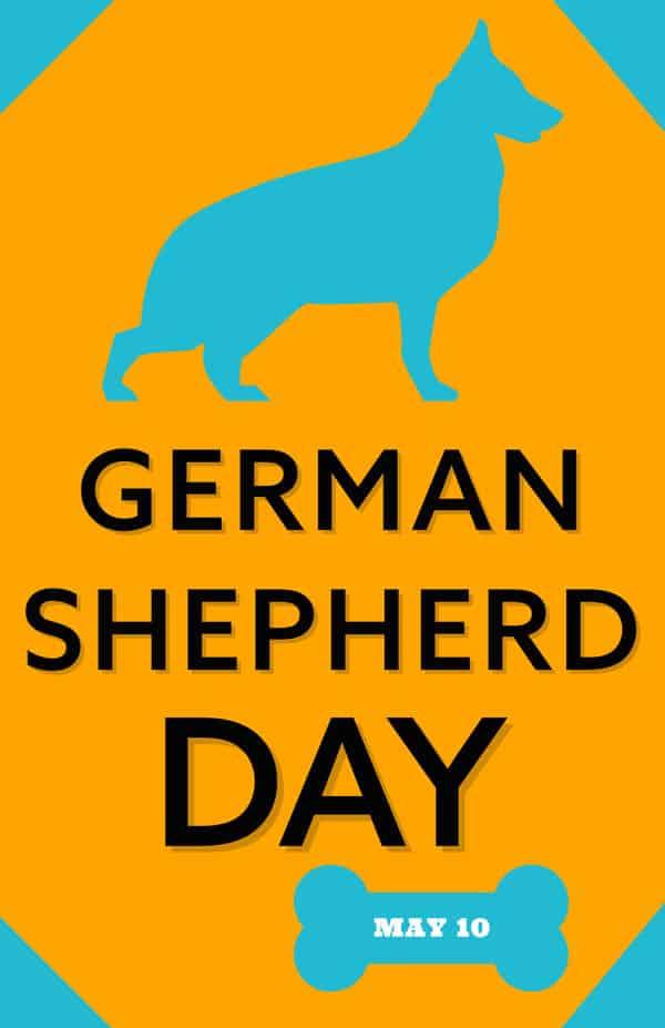 German Shepherd Day
