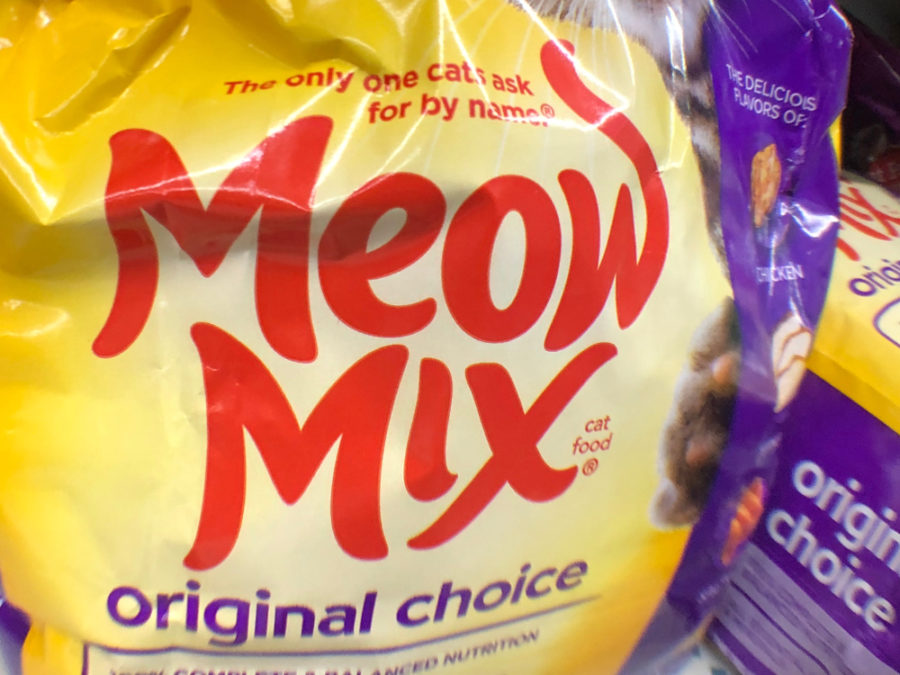Meow Mix recalls dry food due to possible salmonella contamination