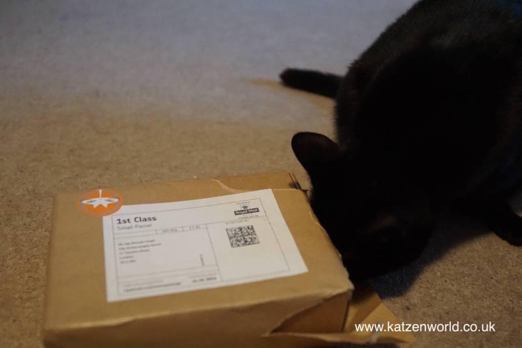 Oliver & Nubia: Arrival of the Freak MEOWt catnip toys