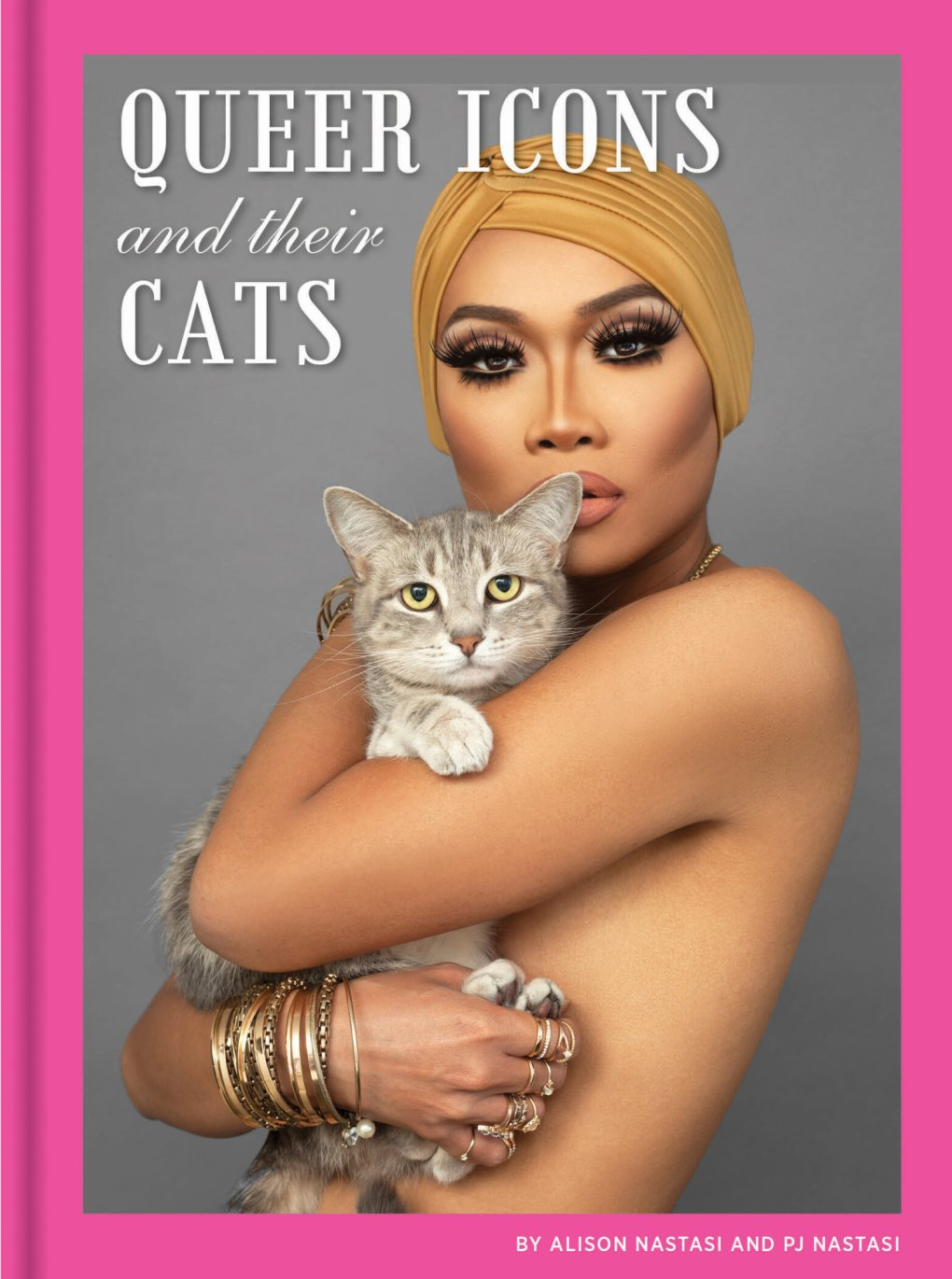 Queer Icons and Their Cats