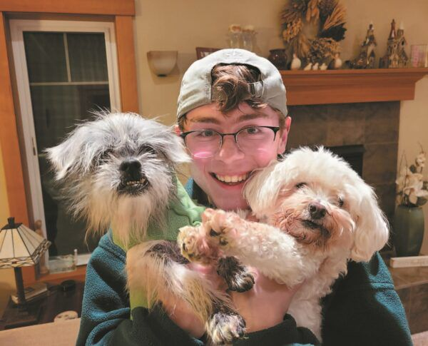 Giving Senior Dogs a Second Chance